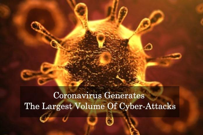 Coronavirus Generates The Largest Volume Of Cyber-Attacks