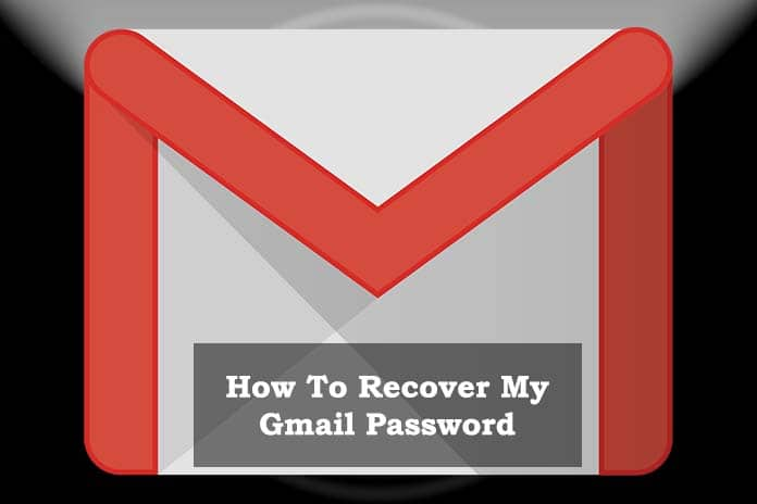 How To Recover My Gmail Password
