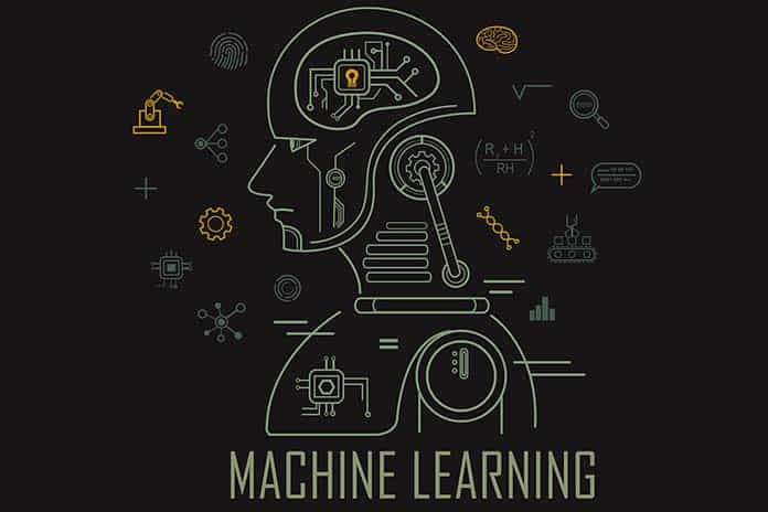 machine learning to online businesses