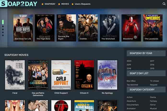 soap2day movies