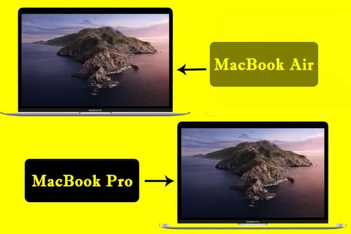 MacBook Air-Pro