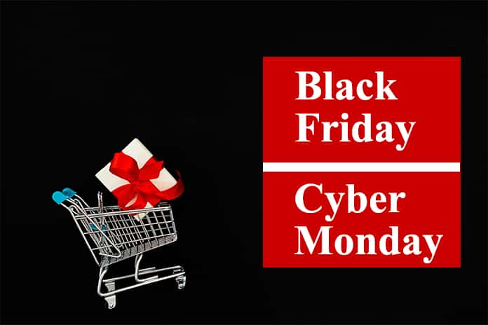 Black Friday and Cyber __Monday 2020