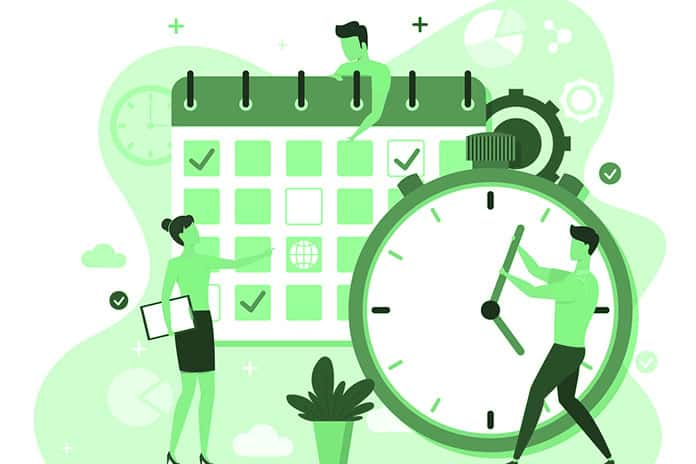 Time Management - 10 Tips For More Productivity And Less Stress