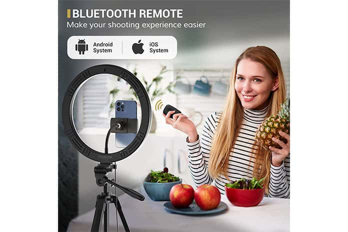 Bluetooth remote control - TONOR 12