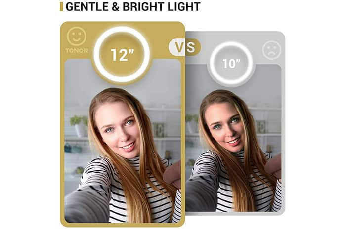 Gentle & Bright Light - Toner 12