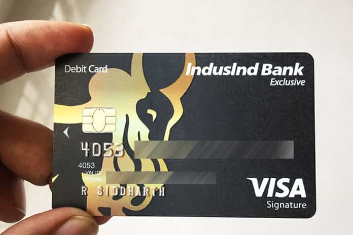 IndusInd Bank Platinum Card