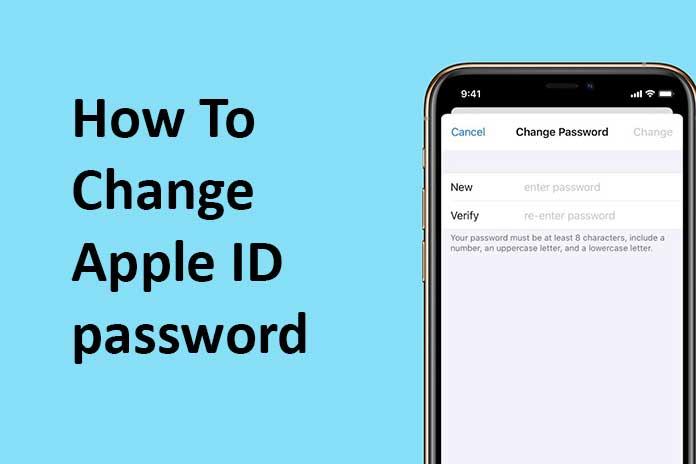 Change-Apple-ID-password