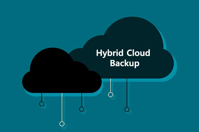 Hybrid-Cloud-Backup